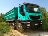 Images of Iveco Trakker Hi-Land 500 8x4 2013