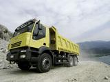 Iveco Trakker 6x4 2004–07 images
