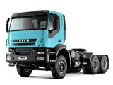 Iveco Trakker 6x4 2007–12 photos