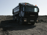 Iveco Trakker 8x4 2007 wallpapers