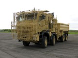 Iveco Trakker 8x8 Defence Vehicle 2012 wallpapers