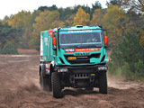 Iveco Trakker Evolution III 4x4 2012 wallpapers