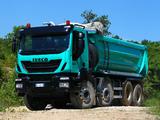 Iveco Trakker Hi-Land 500 8x4 2013 photos