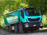 Iveco Trakker Hi-Land 500 8x4 2013 photos