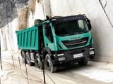 Iveco Trakker Hi-Land 500 8x4 2013 wallpapers