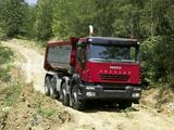Photos of Iveco Trakker 8x4 2004–07