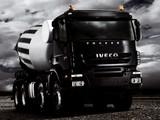Photos of Iveco Trakker 8x4 Mixer 2007–12