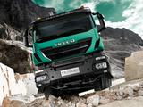Photos of Iveco Trakker Hi-Land 500 8x4 2013