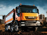 Pictures of Iveco Trakker 8x4 2007–12
