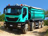 Pictures of Iveco Trakker Hi-Land 500 8x4 2013