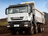 Iveco Trakker 8x4 2007–12 wallpapers