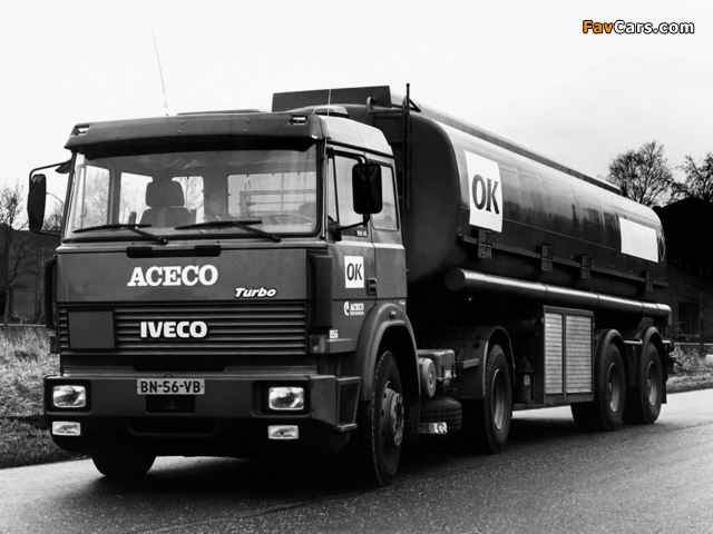 Iveco TurboStar 1984–91 images (640 x 480)