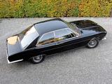 Pictures of Jaguar 420 Ferruchio Tarchini Coupé by Bertone 1967