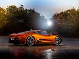 """Jaguar C-X75 """"007 Spectre"""" 2015 images"""