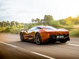 """Jaguar C-X75 """"007 Spectre"""" 2015 photos"""