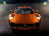 "Photos of Jaguar C-X75 ""007 Spectre"" 2015"