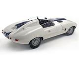 Jaguar E-Type Prototype E2A 1960 images