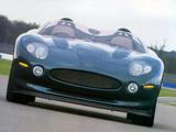 Jaguar XK180 Concept 1998 pictures