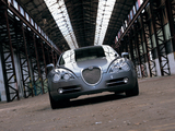Jaguar R-D6 Concept 2003 wallpapers