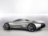 Jaguar C-X75 Concept 2010 images
