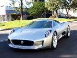 Jaguar C-X75 Concept 2010 photos