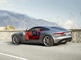Jaguar C-X16 Concept 2011 images