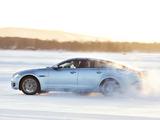 Jaguar XJ AWD Prototype (X351) 2012 images