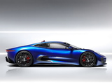 Jaguar C-X75 Hybrid Prototype 2013 photos