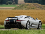 Jaguar C-X75 Hybrid Prototype 2013 wallpapers