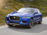 Jaguar C-X17 Concept 2013 wallpapers