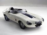 Photos of Jaguar E-Type Prototype E2A 1960