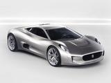 Photos of Jaguar C-X75 Concept 2010