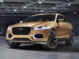Photos of Jaguar C-X17 5-Seater Concept 2013