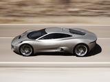 Pictures of Jaguar C-X75 Concept 2010