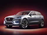 Pictures of Jaguar C-X17 Concept 2013
