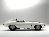 Jaguar E-Type Prototype E2A 1960 wallpapers