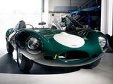 Photos of Jaguar D-Type 1955–57