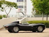Jaguar D-Type 1955–57 wallpapers