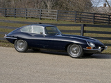 Images of Jaguar E-Type Fixed Head Coupe (Series I) 1961–67