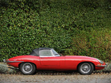 Images of Jaguar E-Type Open Two Seater UK-spec (Series I) 1961–67