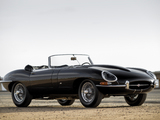 Images of Jaguar E-Type 3.8-Litre Open Two Seater US-spec (XK-E) 1961–62