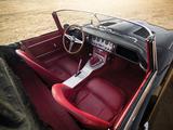 Images of Jaguar E-Type 3.8-Litre Open Two Seater US-spec (XK-E) 1961–62