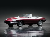 Images of Jaguar E-Type Open Two Seater (Series I) 1967–68