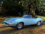 Images of Jaguar E-Type Open Two Seater (Series II) 1968–71