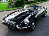 Images of Jaguar E-Type V12 Open Two Seater UK-spec (Series III) 1971–74