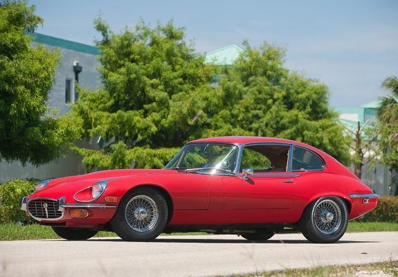 Images Of Jaguar E Type V12 Fixed Head Coupe US Spec (Series III) 1971u201374