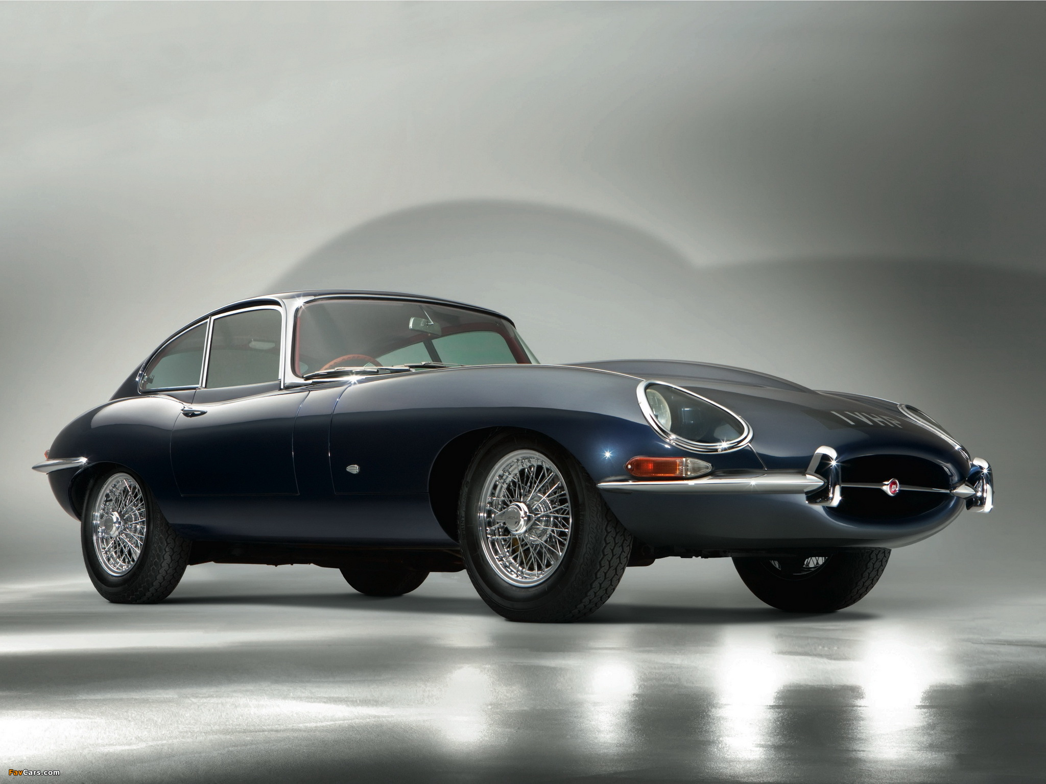 Jaguar E Type Fixed Head Coupe Series I 1961 67 Images