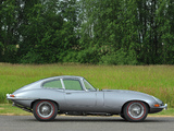 Jaguar E-Type Fixed Head Coupe (Series I) 1961–67 images