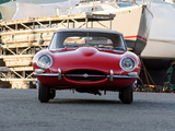 Jaguar E-Type 3.8-Litre Open Two Seater US-spec (XK-E) 1961–62 images