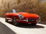 Jaguar E-Type Open Two Seater (Series I) 1961–67 images